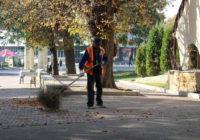Первый осенний субботник прошел в Ессентуках