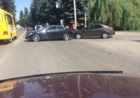 Авария на проспекте Победы в Кисловодске