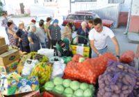 В Ессентуках стартовала ежегодная акция Овощи к подъезду