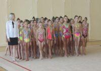 В Кисловодске проходят соревнования по художественной гимнастике
