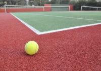 Профессиональный теннисный корт откроется в Комсомольском парке