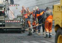 В Пятигорске продолжается ремонт дорог
