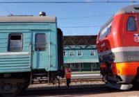 В Пятигорске на железной дороге погиб мужчина