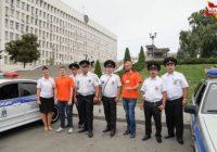 В Пятигорске прошла дорожная акция