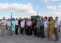 Марш живых прошел в Азгирском районе