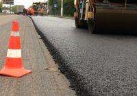 Прекращение движения автотранспорта в связи с ремонтом дороги