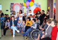 Епархиальный центр отпраздновал день рождения