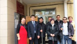 Воспитанники Центра реабилитации инвалидов побывали в монастыре