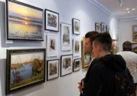 В столице СКФО открылась художественная выставка