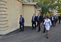 Губернатор Ставрополья проверил лечебные учреждения Ессентуков