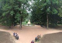 Кисловодск. Площадка роз