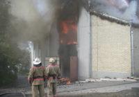 Спасатели ликвидировали возгорание жилого дома