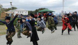 Кисловодские казаки стали участниками Дня казачьего округа