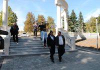В Ессентуках продолжается реконструкция парка