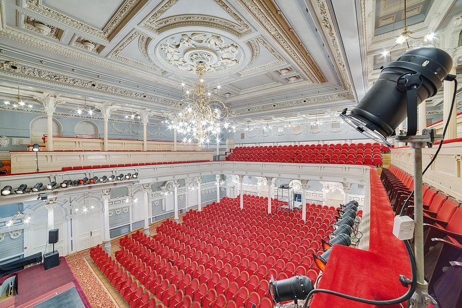 «Ночь искусств» пройдет в российской столице 4ноября