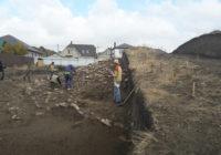 Продолжаются раскопки скифского кургана в Ессентуках