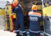 В Кисловодске мужчина упал и вызвал спасателей