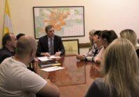 Глава Ессентуков провел встречу с дольщиками