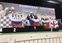 Ставропольские каратисты призеры первенства Европы