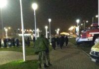 Массовая эвакуация прошла в аэропорту Минеральных Вод