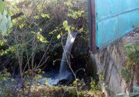 Факт загрязнения реки в Ессентуках подтвержден