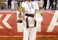 Ставропольская студентка – чемпионка Первенства России по каратэ