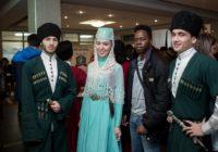 Молодежный фестиваль Дом Дружбы прошел в Ставрополе
