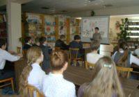 В библиотеке Ессентуков школьникам рассказали о вреде курения