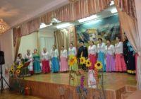 Казачий ансамбль представил зрителям красочный концерт