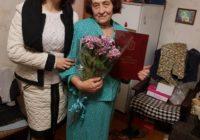 Ветеран экологического движения Елена Володина отмечает юбилей