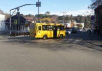 Водитель автобуса сбил пешехода на зебре