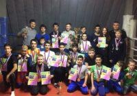 Кисловодские кикбоксеры привезли 23 награды