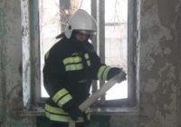 Спасатели ПАСС потушили частное домовладение