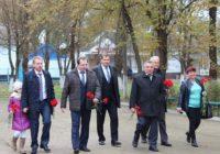 Исполняющий обязанности главы Георгиевска посетил Новоульяновку