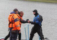 Спасатели ПАСС извлекли из водохранилища тело мужчины