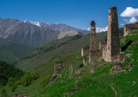 Выставку, посвященную Северному Кавказу, покажут по всей стране