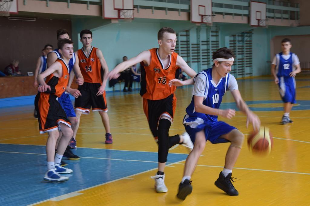 баскетболу
