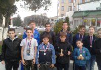 Соревнования по боксу прошли в Ессентуках