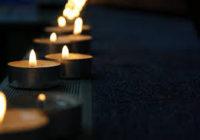 Церемония открытия памятника жертвам Холокоста