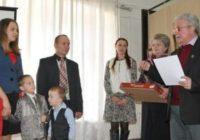 Пятигорские семьи вписаны в Золотую книгу