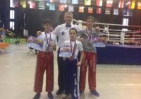 Кисловодчане призеры турнира по кикбоксингу