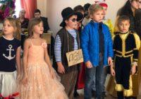 Выставочный зал пришел в гости к ученикам школы №21