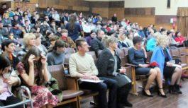 В Центре реабилитации состоялось родительское собрание