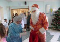 В пятигорской Детской больнице устроили праздник для детей