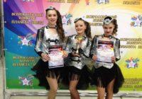 Ессентукские танцоры победители Всероссийского конкурса