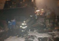 В Кисловодске взорвалась машина