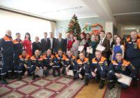 Глава Пятигорска поздравил спасателей с праздником