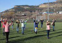 Новые футбольные поля открыты в Кисловодске