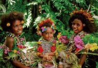 Посылку с подарками отослали пятигорчане юным папуасам