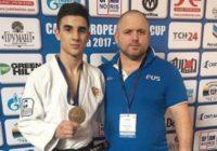 Пятигорский спортсмен взял серебро на Всероссийском турнире